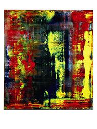 Abstraktes Bild (809-4) by Gerhard Richter