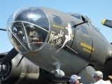 Memoir Research: More Than Just Books, A Visit to a Real B-17 Bomber