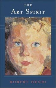 The Art Spirit Book Cover