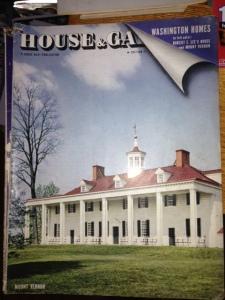 House & Garden Mount Vernon