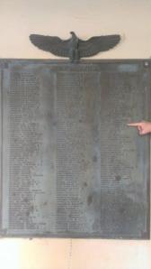 Witte Museum World War II Memorial Wall, San Antonio, TX