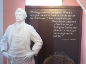 Mark Twain House Quote