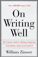 Poets & Writers magazine publishes a list of books for writers