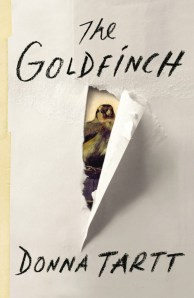 Goldfinch bookcover