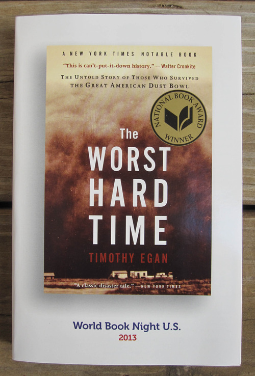 book review of the worst hard Book review - the worst hard time by timothy egan i started reading this twice before but always got side-tracked or some other excuse, and put it aside so after reading two previous non-fiction books which take place during the same generation.