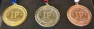 IPPY Award Medals