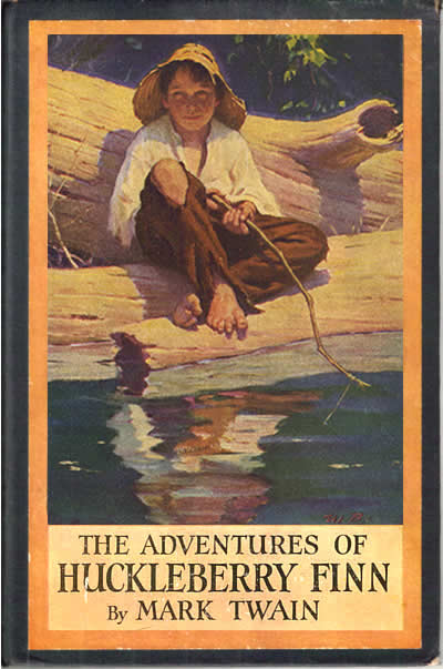 an analysis of the southern society in the novel the adventures of huckleberry finn by mark twain 03102018 an analysis of huckleberry finn by mark twain ernest hemingway wrote, 'huckleberry finn is the novel from  the adventures of huckleberry finn and.